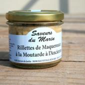 Mackerel rillettes